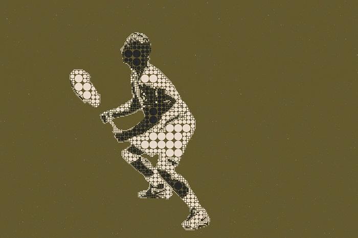Trénovanie tenisu s trénerom tenisu