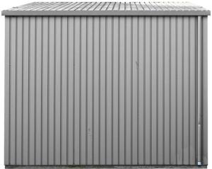 Plechové garáže sú odolné voči vetru