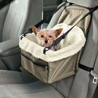 Taška pre psa z koženky