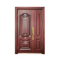 bezpečnostné dvere do bytu z dreva